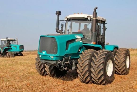 ХТЗ провел тяговые испытания своих новых тракторов фото, иллюстрация