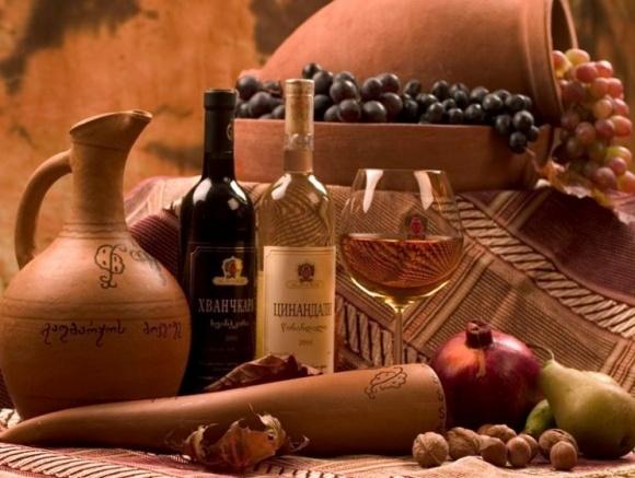 Україна увійшла до трійки країн-лідерів з експорту грузинського вина фото, ілюстрація