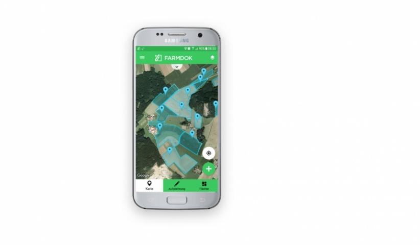 програмне забезпечення для управління даними в сільському господарстві