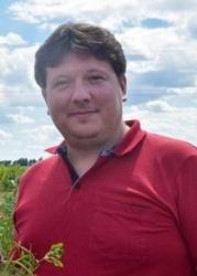 Александр Штефанец, член правления Сообщества производителей и потребителей бобовых в Украине
